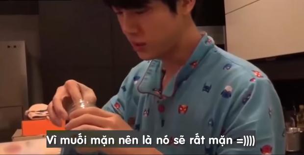 Jin (BTS): Phở ít calo vì ngon, đồ ăn ngon thì nghiễm nhiên calo bằng 0 - Ảnh 3.