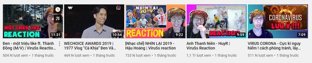 Bản demo của Jack chỉ đăng ké thôi mà trở thành video nhiều view và like nhất trên kênh YouTube của ViruSs! - Ảnh 4.
