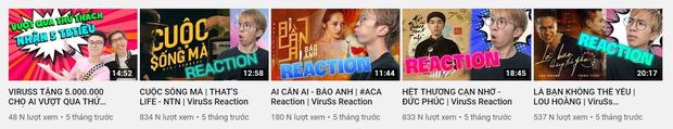 Bản demo của Jack chỉ đăng ké thôi mà trở thành video nhiều view và like nhất trên kênh YouTube của ViruSs! - Ảnh 6.