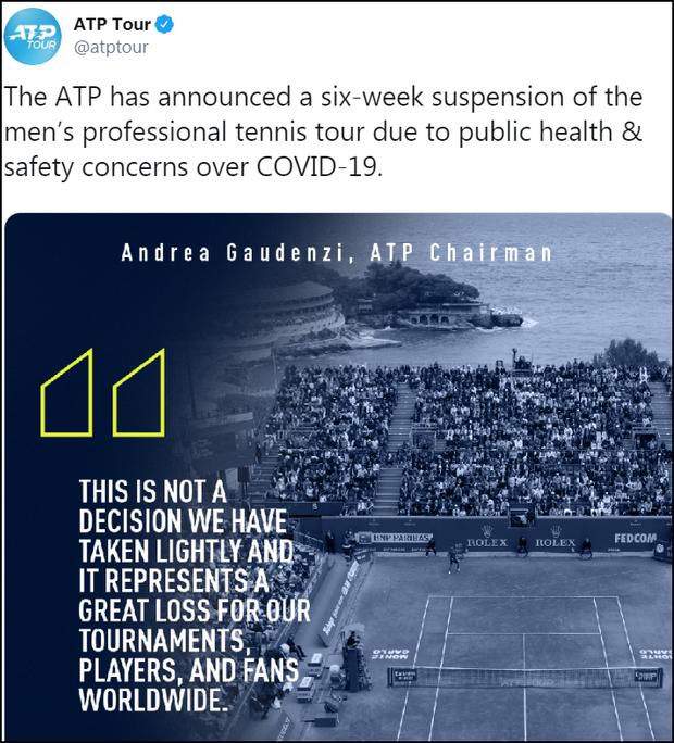 Các sự kiện thể thao bị ảnh hưởng vì Covid-19: 5 giải VĐQG hàng đầu châu Âu chính thức tạm hoãn vì Covid-19 - Ảnh 15.