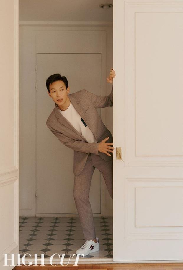 F4 Hạ cánh nơi anh tung bộ ảnh tạp chí lột xác bảnh xuất thần, chú ý nhất là visual của bản sao Kim Soo Hyun - Ảnh 6.