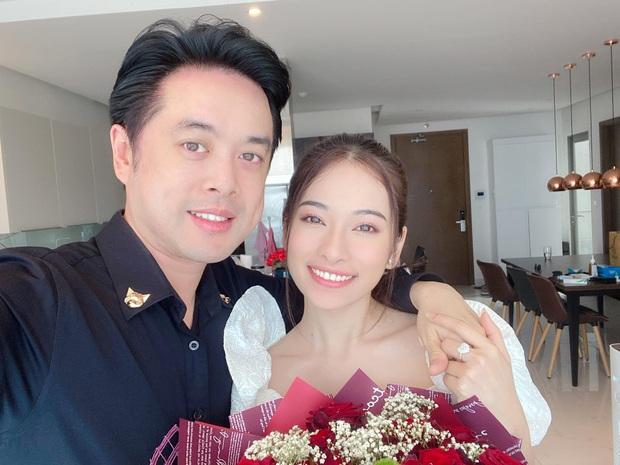 Vợ chồng Dương Khắc Linh khoá môi cực tình, cùng hội bạn Đăng Khôi quậy tưng bừng dịp sinh nhật - Ảnh 5.