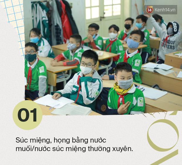 10 khuyến cáo của Bộ Y tế để học sinh phòng tránh dịch Covid-19 trong thời gian nghỉ học ở nhà - Ảnh 1.
