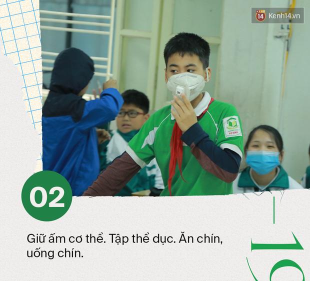 10 khuyến cáo của Bộ Y tế để học sinh phòng tránh dịch Covid-19 trong thời gian nghỉ học ở nhà - Ảnh 2.