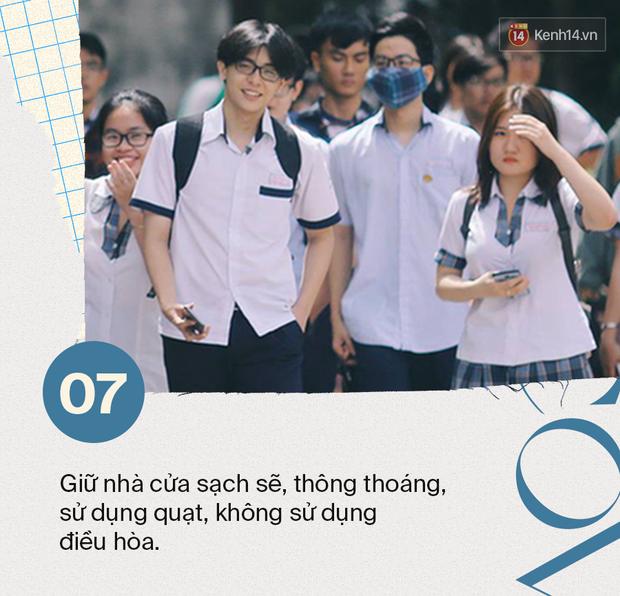 10 khuyến cáo của Bộ Y tế để học sinh phòng tránh dịch Covid-19 trong thời gian nghỉ học ở nhà - Ảnh 7.