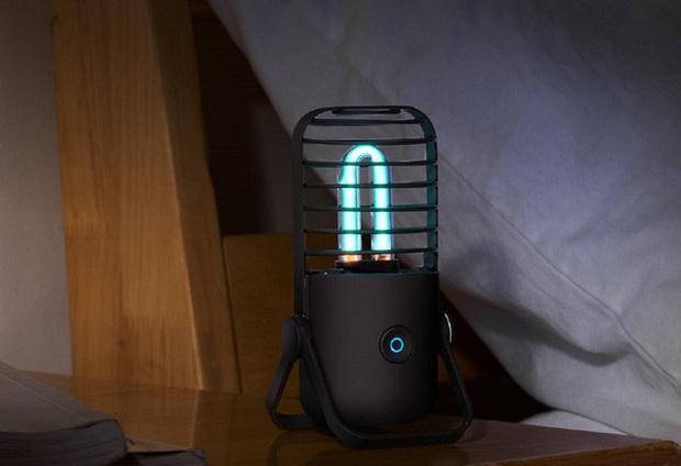 Cận cảnh đèn tia cực tím diệt khuẩn của Xiaomi, hữu ích nhưng khó kiểm chứng con số 99,99% như nhà sản xuất công bố! - Ảnh 7.