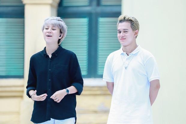 Thu Quỳnh, Bảo Hân, Quang Anh cực đáng yêu tại Thiếu niên nói - Ảnh 1.