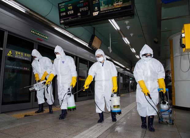 Lý do gì giúp Hàn Quốc có tỷ lệ tử vong vì Covid-19 thấp đáng kinh ngạc: Gần 8000 người nhiễm nhưng chỉ 0,8% thiệt mạng? - Ảnh 6.