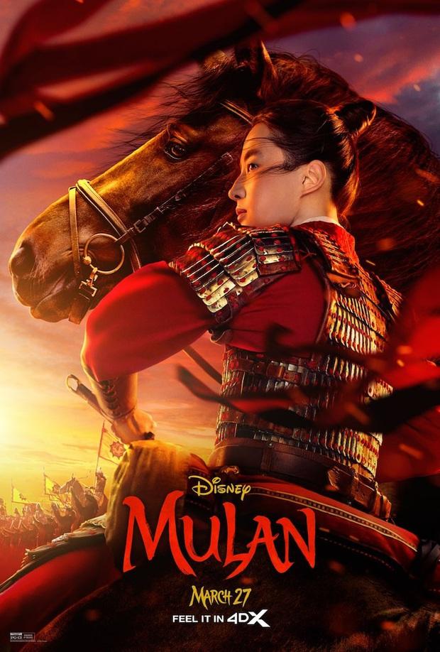Nóng: Mulan chính thức hoãn chiếu toàn thế giới vì COVID-19 - Ảnh 1.