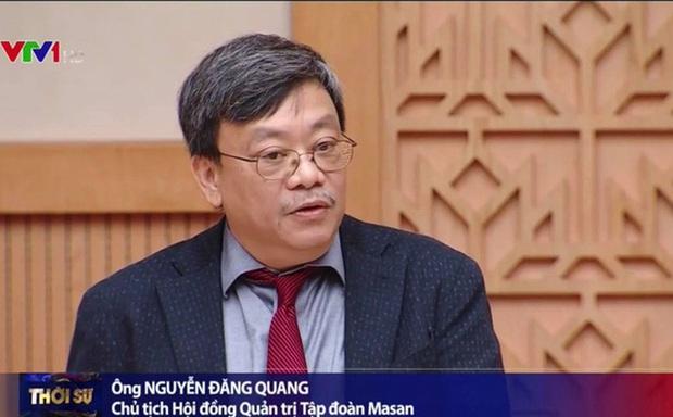 Tỷ phú Nguyễn Đăng Quang: Nhân viên VinMart thay vì lo sợ, báo ốm ở nhà thì tất cả đều đến cửa hàng làm việc đầy đủ - Ảnh 1.