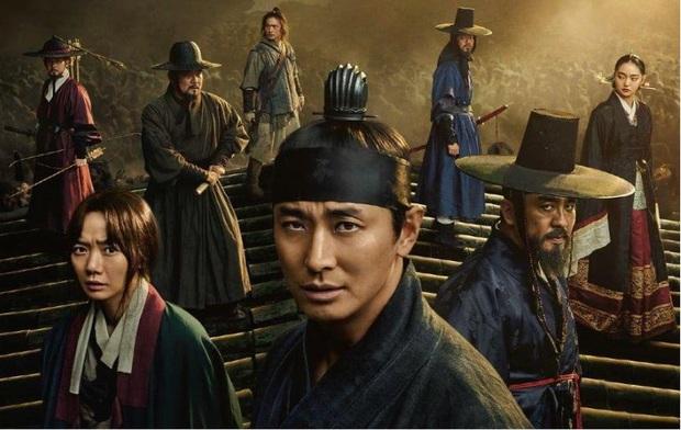 Siêu bom tấn Kingdom 2 vừa ra mắt đã lọt top 7 phim hot Việt Nam, hú hồn chưa? - Ảnh 1.