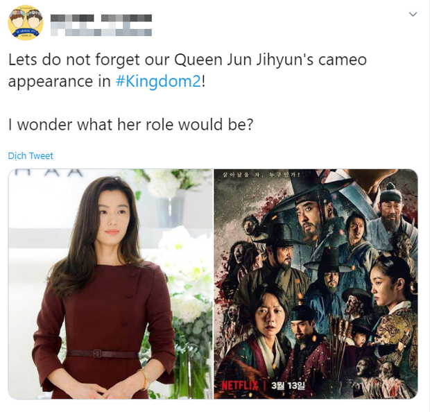 Khán giả Kingdom 2 khen phim dễ cưng cứ như đang xem Crash Landing on You, ủa đây là phim kinh dị xác sống ăn thịt người mà? - Ảnh 2.