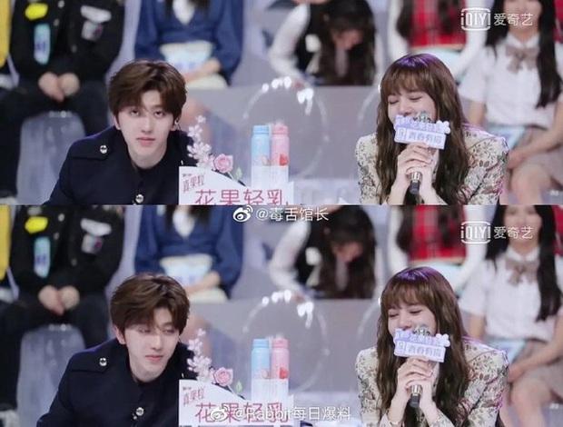 Couple được ship mạnh nhất Weibo: KunSa Thái Từ Khôn - Lisa đẹp đôi đến lạ, ánh mắt đến cử chỉ đều ngọt muốn xỉu - Ảnh 21.