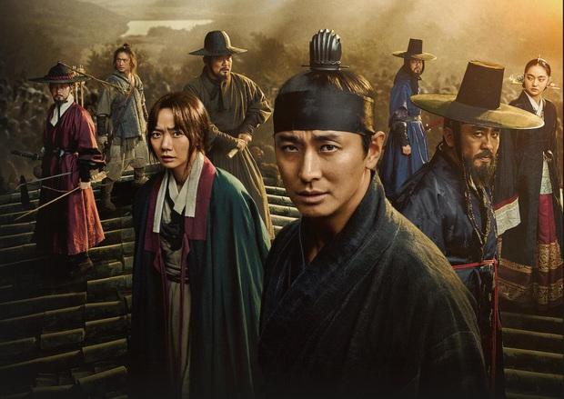Cực choáng với màn đánh úp của mợ chảnh Jeon Ji Hyun trong KINGDOM 2: Nhỏ mà có võ đúng chất siêu bom tấn Netflix? - Ảnh 3.