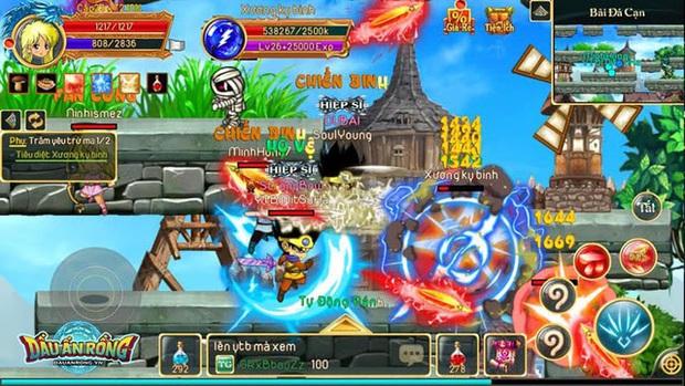 Bảng xếp hạng game mobile có biến, xuất hiện cái tên mới đánh bật cả PUBG Mobile lẫn Liên Quân Mobile - Ảnh 3.