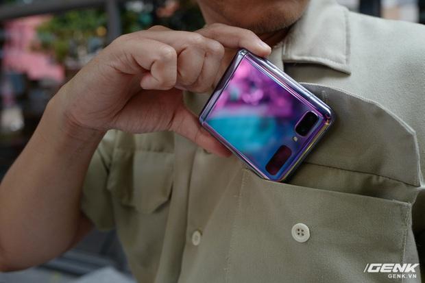 Galaxy Z Flip: Đàn ông sẽ thấy chiếc smartphone này hay ở chỗ nào? - Ảnh 5.