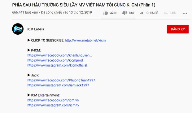 Đổi tên kênh Youtube của Jack để đăng tải demo hợp tác cùng gà cưng nhưng K-ICM lại mất trắng 41 triệu view chỉ trong 1 ngày? - Ảnh 3.