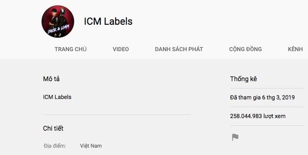 Đổi tên kênh Youtube của Jack để đăng tải demo hợp tác cùng gà cưng nhưng K-ICM lại mất trắng 41 triệu view chỉ trong 1 ngày? - Ảnh 2.