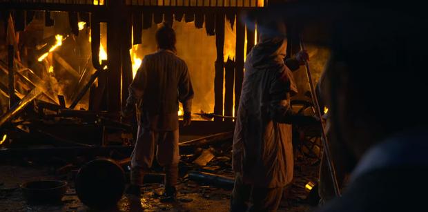 Tập mở màn KINGDOM 2 gây sốc với cảnh hiến sống chính mình cho đoàn quân zombie khát máu - Ảnh 5.