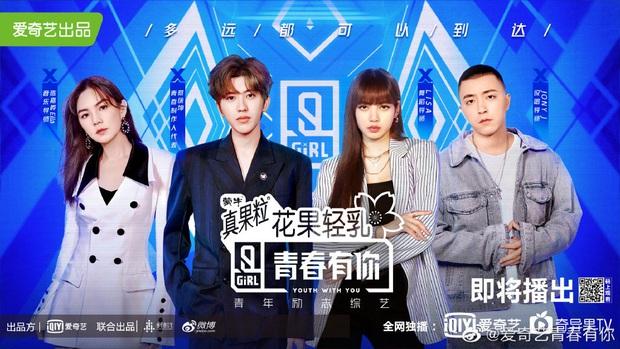 Lisa (BLACKPINK) cất công sang Trung Quốc làm huấn luyện viên show sống còn nhưng lại bị BTC giáng chức từ main dancer thành... lead dancer? - Ảnh 4.