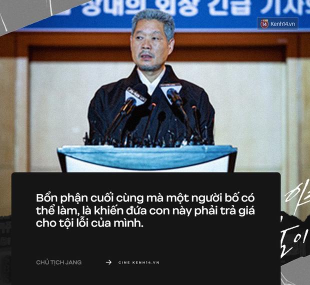 """9 câu thoại """"rợn người"""" nhất Tầng Lớp Itaewon: Chủ tịch Jang vẫn chưa khiến khán giả sốc bằng """"trai ngoan biến chất"""" Geun Soo - Ảnh 6."""