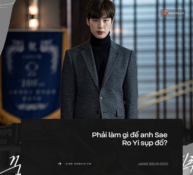 """9 câu thoại """"rợn người"""" nhất Tầng Lớp Itaewon: Chủ tịch Jang vẫn chưa khiến khán giả sốc bằng """"trai ngoan biến chất"""" Geun Soo - Ảnh 8."""