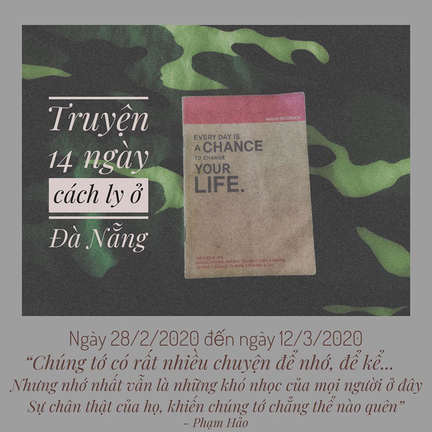 """Gặp chú khủng long diệt khuẩn"""" trong cuốn nhật ký 14 ngày cách ly của nữ du học sinh: Khi nào hết dịch thì mình và đồng đội mới về nhà! - Ảnh 1."""