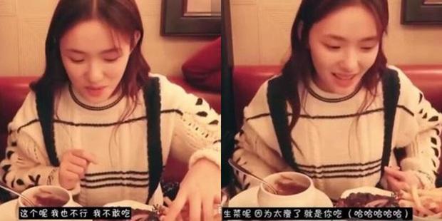 Siết cân như mỹ nhân Cbiz: Cúc Tịnh Y nhai mẩu bánh 32 lần, Dương Mịch chỉ ăn 1 sợi mỳ, Thư Kỳ là gắt nhất - Ảnh 22.