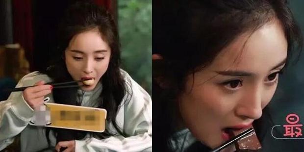 Siết cân như mỹ nhân Cbiz: Cúc Tịnh Y nhai mẩu bánh 32 lần, Dương Mịch chỉ ăn 1 sợi mỳ, Thư Kỳ là gắt nhất - Ảnh 15.