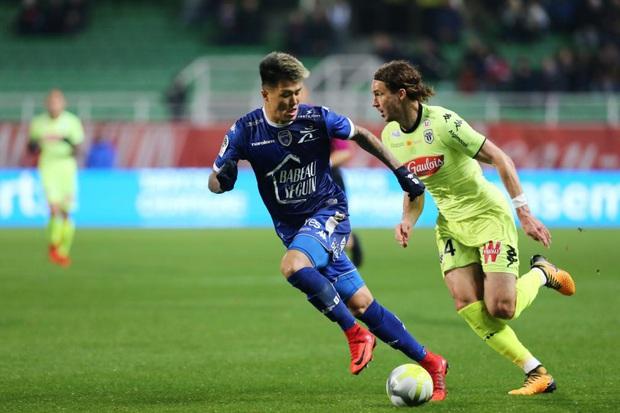 Xác nhận cầu thủ Hàn Quốc đầu tiên nhiễm Covid-19: Đang thi đấu ở Pháp, được phát hiện nhiễm bệnh sau vài ngày cảm thấy không khỏe - Ảnh 1.