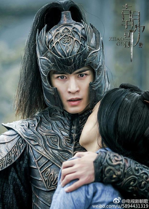 7 phim Trung đắp chiếu không được phát sóng: Từ Park Min Young đến Mulan Lưu Diệc Phi đều phải chờ dài cổ - Ảnh 4.