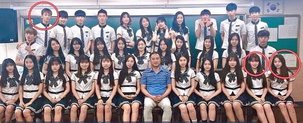 Ai ngờ các idol này lại là bạn học cùng lớp: Suzy - Hyeri, Jaehyun - Chaeyeon chưa đỉnh bằng lớp toàn mỹ nam Kpop - Ảnh 1.