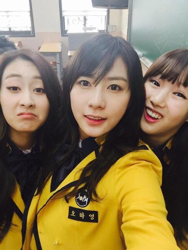 Ai ngờ các idol này lại là bạn học cùng lớp: Suzy - Hyeri, Jaehyun - Chaeyeon chưa đỉnh bằng lớp toàn mỹ nam Kpop - Ảnh 8.