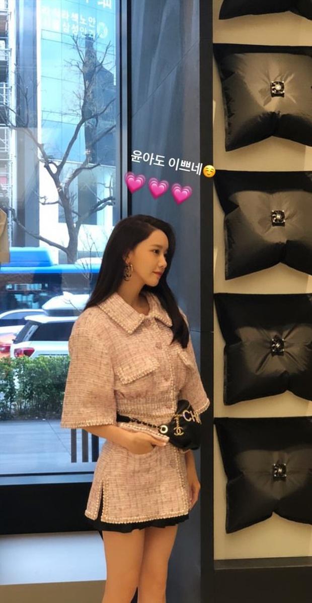 Choáng vì bộ ảnh team qua đường chụp vội Yoona: Thần thánh đến độ nào mà cam thường cũng phải chịu thua? - Ảnh 11.