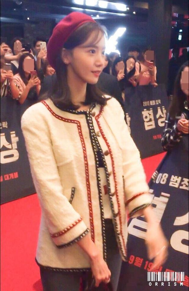 Choáng vì bộ ảnh team qua đường chụp vội Yoona: Thần thánh đến độ nào mà cam thường cũng phải chịu thua? - Ảnh 4.