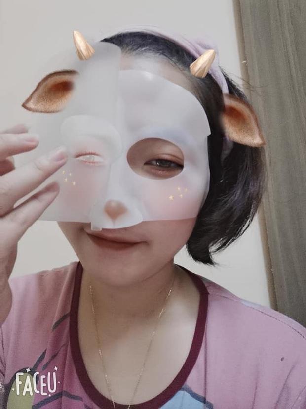 Thử loại mặt nạ giấy để qua đêm hot nhất hiện giờ, cô bạn này điên tiết vì trải nghiệm quá ư kinh hoàng - Ảnh 3.