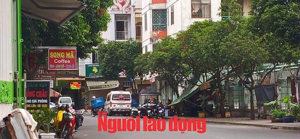 Một người khai báo có liên quan ca bệnh 34: Phong tỏa chung cư Hòa Bình ở TP HCM - Ảnh 2.
