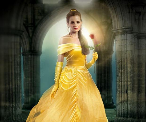 Bức ảnh chụp lướt Emma Watson gây sốt MXH: Công chúa Disney đích thực với nhan sắc cổ tích là đây chứ đâu - Ảnh 4.