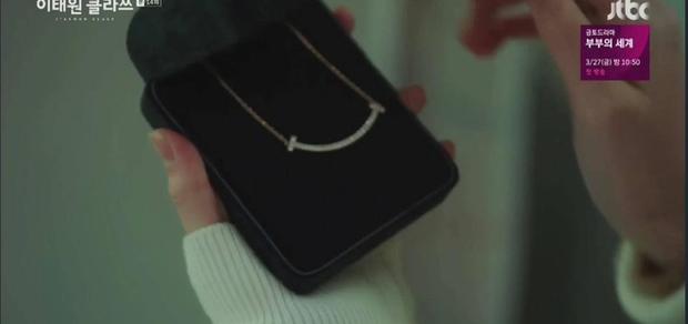 Vòng cổ trăm triệu của Jo Yi Seo được chủ tịch tặng ở Tầng Lớp Itaewon là đồ xài lại của thư kí Kim Park Min Young? - Ảnh 6.
