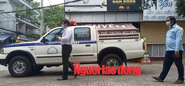 Một người khai báo có liên quan ca bệnh 34: Phong tỏa chung cư Hòa Bình ở TP HCM - Ảnh 4.