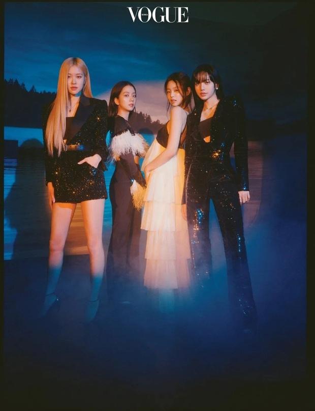 BXH 30 girlgroup gây xôn xao cả Kpop: Nhóm kém nổi lên No.1 nhờ lọt top Billboard, BLACKPINK - Red Velvet ngâm ngùi lùi về - Ảnh 4.