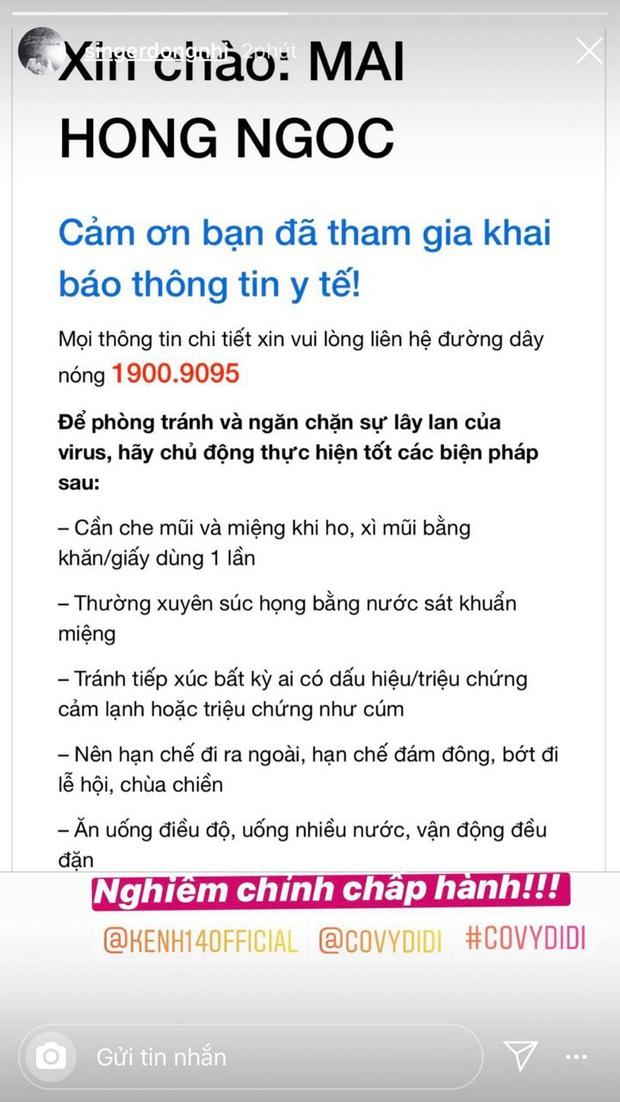 Sao Việt đang rần rần tham gia Cô Vy đi đi: Từ Huyền My, Hoài Sa đến loạt nghệ sĩ giải quyết thử thách số 1 chỉ trong 3 phút! - Ảnh 5.