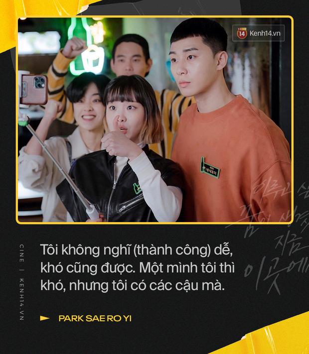 12 câu thoại đắt giá trong kinh doanh từ Tầng Lớp Itaewon: Park Seo Joon thăng tiến nhờ sự tín nhiệm của đồng đội - Ảnh 1.