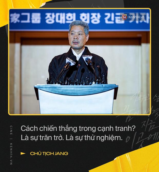 12 câu thoại đắt giá trong kinh doanh từ Tầng Lớp Itaewon: Park Seo Joon thăng tiến nhờ sự tín nhiệm của đồng đội - Ảnh 12.