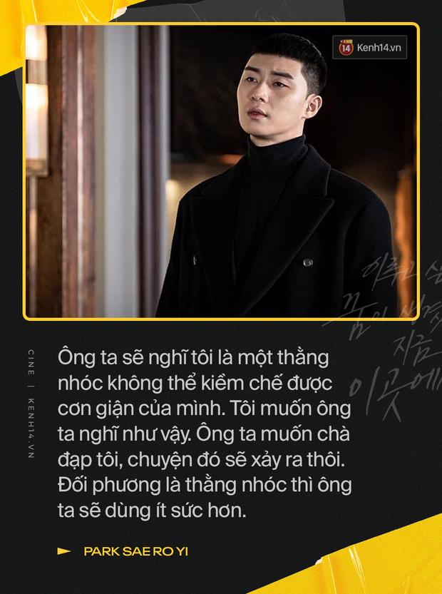 12 câu thoại đắt giá trong kinh doanh từ Tầng Lớp Itaewon: Park Seo Joon thăng tiến nhờ sự tín nhiệm của đồng đội - Ảnh 7.