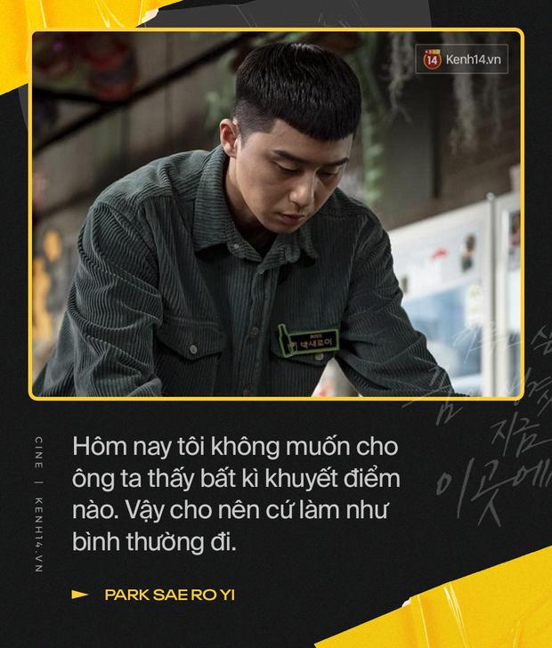 12 câu thoại đắt giá trong kinh doanh từ Tầng Lớp Itaewon: Park Seo Joon thăng tiến nhờ sự tín nhiệm của đồng đội - Ảnh 8.