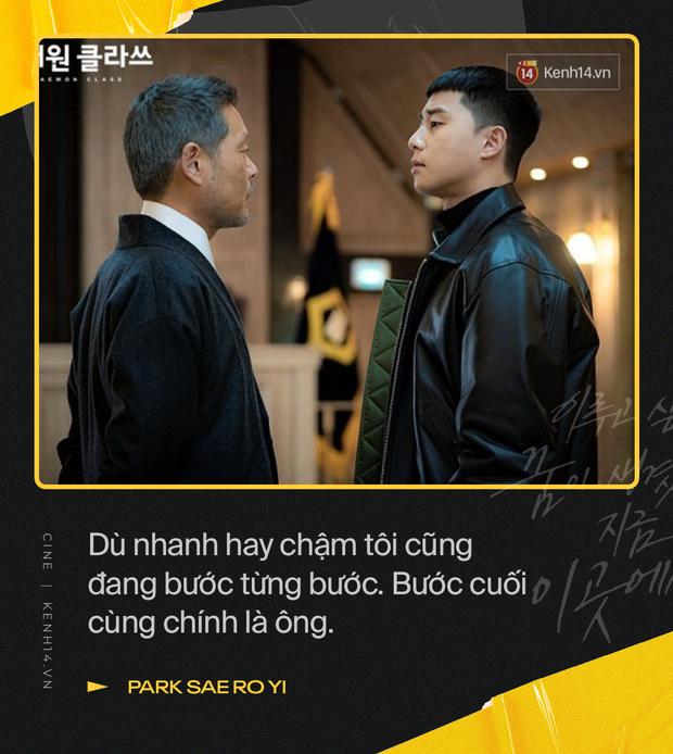 12 câu thoại đắt giá trong kinh doanh từ Tầng Lớp Itaewon: Park Seo Joon thăng tiến nhờ sự tín nhiệm của đồng đội - Ảnh 9.