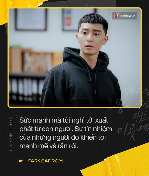 12 câu thoại đắt giá trong kinh doanh từ Tầng Lớp Itaewon: Park Seo Joon thăng tiến nhờ sự tín nhiệm của đồng đội - Ảnh 11.