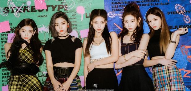 BXH 30 girlgroup gây xôn xao cả Kpop: Nhóm kém nổi lên No.1 nhờ lọt top Billboard, BLACKPINK - Red Velvet ngâm ngùi lùi về - Ảnh 5.