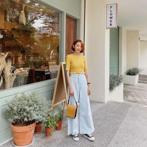 """Street style hội gái xinh mặc đẹp Instagram: Chỉ cần chân váy xinh hoặc quần """"hack dáng"""" là outfit đạt điểm 10 rồi - Ảnh 1."""
